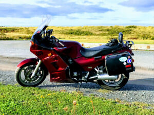 Sport touring motorcycle for sale (Kawasaki Conscours)