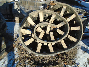 Used Skid Steer Tracks (In great condition)