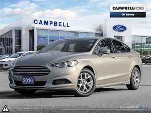 2016 Ford Fusion SE-AIR-POWER ROOF--LOW PRICE