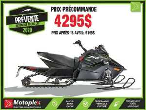 2020 Arctic Cat ZR 200