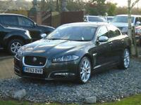 2013 63 Reg Jaguar XF 3.0TD V6 ( 275ps ) Auto S Premium Luxury (32000 MILES)