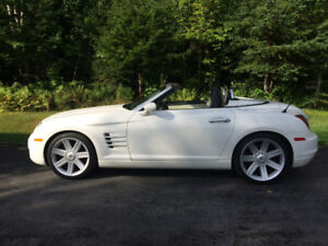 Chrysler crossfire Limited Roadster