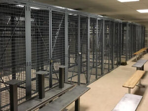 EASY DOORS 24/7 WIRE MESH PARTITIONS (905) 601-8112