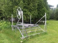 Boat Lift Naylor 2500lb. Nearly New