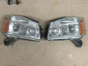 Nissan Titan Headlights