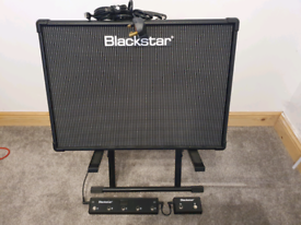 Blackstar CoreID100 guitar ample 100w with pedals