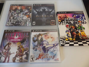 Selling Playstation 3 Games - $25 each