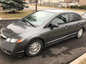2010 Honda Civic Sedan One Owner