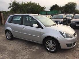 FORD FIESTA 2006 1.4 MY GHIA PETROL - MANUAL - LOW MILEAGE - 1 PREVIOUS OWNER