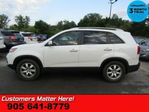 "2012 Kia Sorento LX  5-PASS PWR-GROUP S/W-AUDIO PARK-SENS 17""-AL"