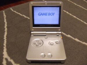 *Excellent condition Gameboy Advance SP, 6 Games*Original owner