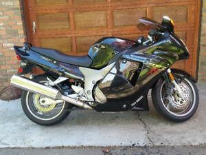 2000 CBR 1100XX Super Blackbird