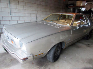 1976 Ford Mustang II Excellent running condition