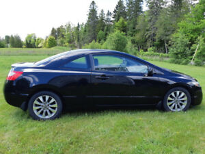 2010 Honda Civic Couple EX-L
