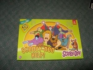 rare scooby doo and gang direct from Poland board game
