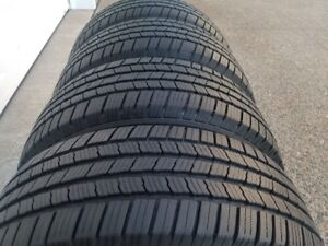 Like New  -  Michelin Defender LTX M/S 245/65r17
