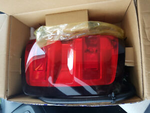 16-18 Chev Silverado Tail Light Assembly