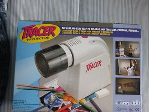 tracer projector