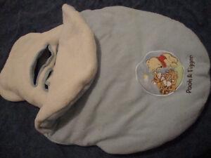 car seat sleeping bag