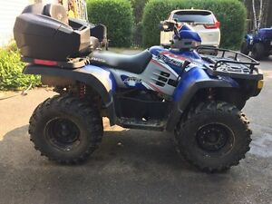 2004.5 Polaris Sportsman 700 twin for trade