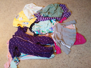 Clothing lot - Baby Girl
