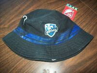 NEW : MONTREAL IMPACT MLS CHAPEAU BUCKET HAT SIZE S/M HEADWEAR City of Montréal Greater Montréal Preview