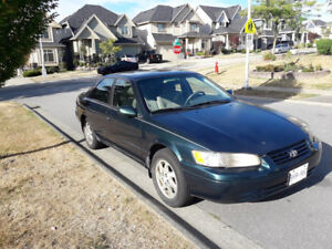 Sell my 1997 TOYOTA CAMRY
