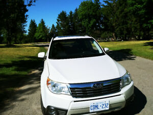 Hi I am selling my 2010  Subaru Forester certified and E-tested.