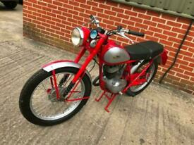 2000 BSA Bantam D3 Classic Petrol Manual