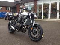 YAMAHA XSR700 0% FINANCE AND LOW DEPOSIT!!!!! DELIVERY ARRANGED