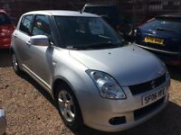 Suzuki Swift 1.5 GLX 5DR - FINANCE AVAILABLE