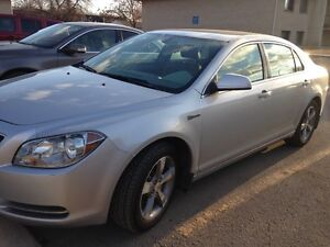 2009 Chevrolet Malibu Hybrid Extremely Low kms!!!