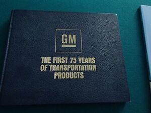 General Motors Book