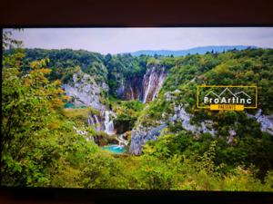 55' Samsung Smart 4k led tv