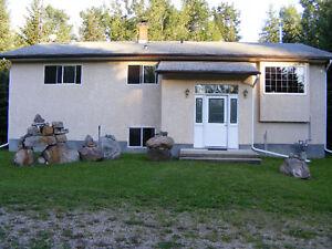 ACREAGE AND HOME near Thunder Lake (BARRHEAD, AB)