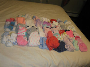Newborn Clothing Lot - Girl