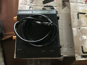 Lowrance LSS1 HDS Structure Scan Hub