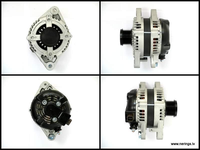 Alternator NEW JEEP PATRIOT 2.2 CRD / LEXUS GS 300 / IS II 250 / RX 350 AWD