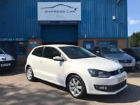 2010 Volkswagen Polo 1.2 SE Hatchback 3dr Petrol Manual (128 g/km, 70 bhp)