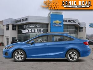 2019 Chevrolet Cruze LT  - Heated Seats -  Bluetooth