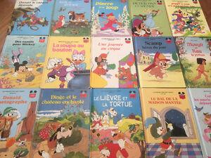 30 Livres merveilleux de Disney vintage – je poste