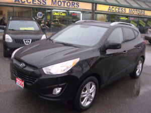 2011 Hyundai Tucson, Leather, AWD, Extra Clean, Best Price !!