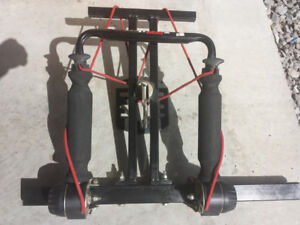 Jeep TJ   bike rack