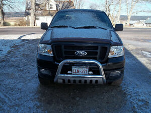 2004 Ford F-150 FX4 off road Pickup Truck (bent valve) No trades