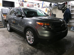 2012 Ford Explorer Limited 4WD (2nd Owner, No Accidents, NO GST)