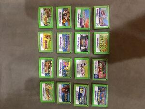 Leap Pad Games-$15 each