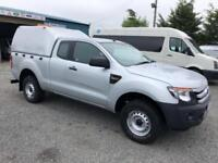 Ford Ranger 2.2TDCi 2015 65 Reg xl cab 150PS EU5 4x4 XL