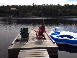 French river cottage for rent - luxe vacation rental