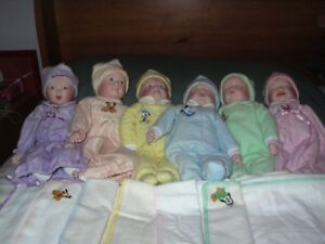 ASHTON-DRAKE  DISNEY  BABY  DOLLS