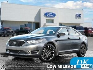 2017 Ford Taurus SHO AWD - QUALIFIES FOR NEW CAR INCENTIVES!